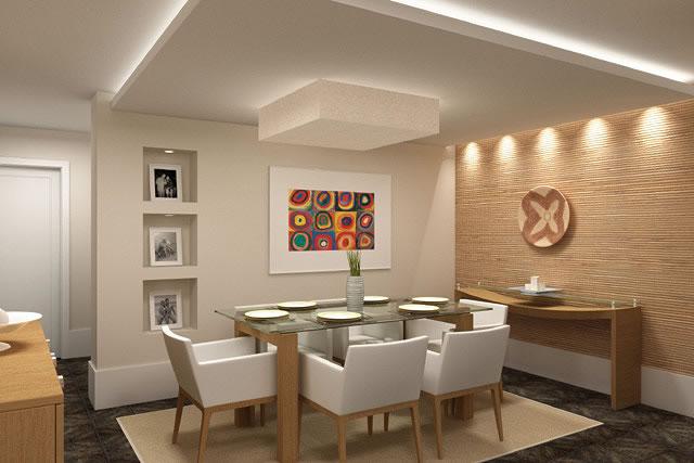 decorar sala simples