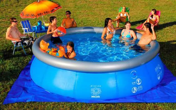 preço piscina inflavel
